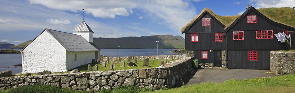 Færøerne – kunst og natur